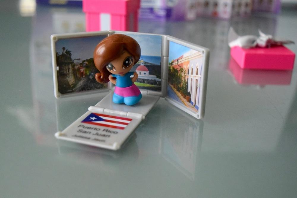 Julissa Juan from San Juan, Puerto Rico