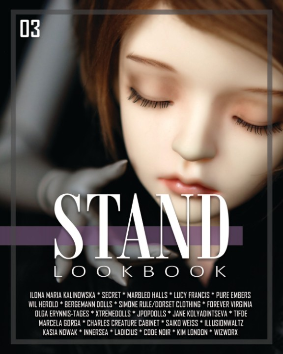 Stand Lookbook, edited by Sharon Wright