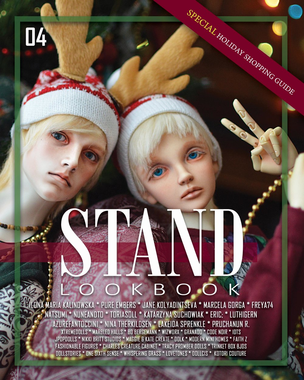 Holiday shopping guide is included with this issue!
