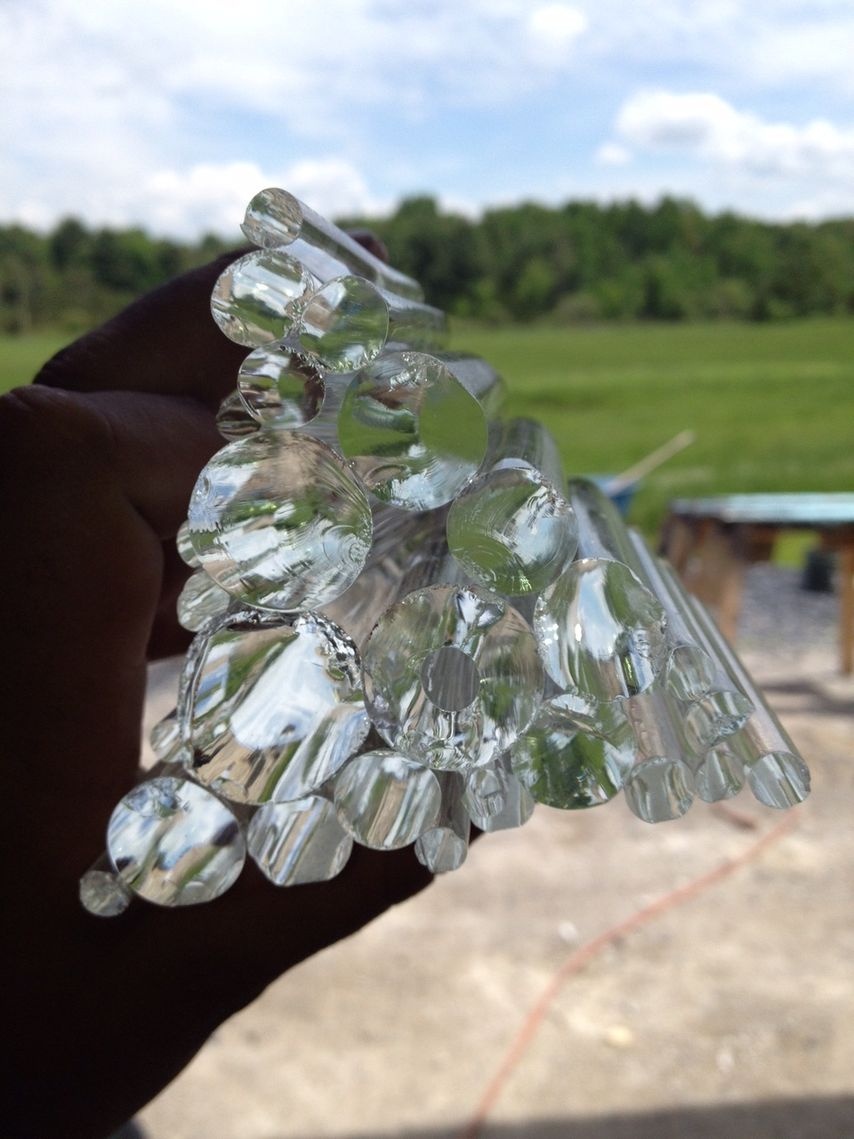 sei studio glass chandelier prototype.JPG