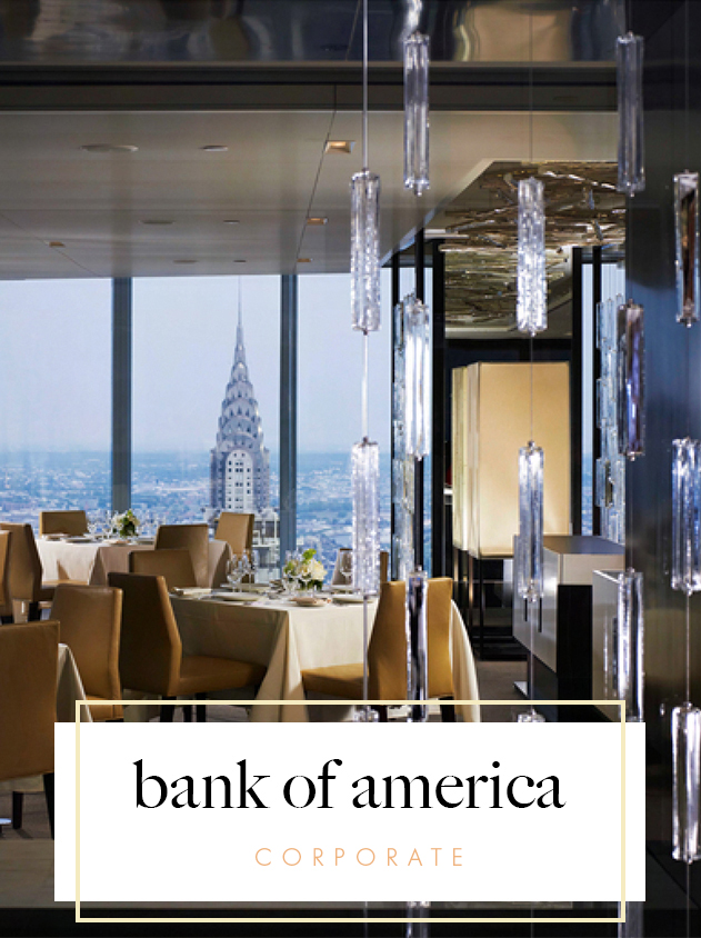 sei studio glass chandelier bank of america new york city