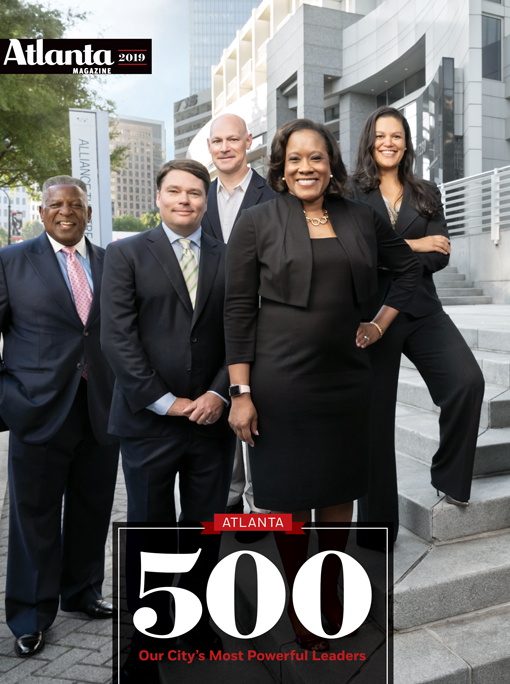 b625a406 Atlanta 500: Our City's Most Powerful Leaders — Mary Stanley Studio
