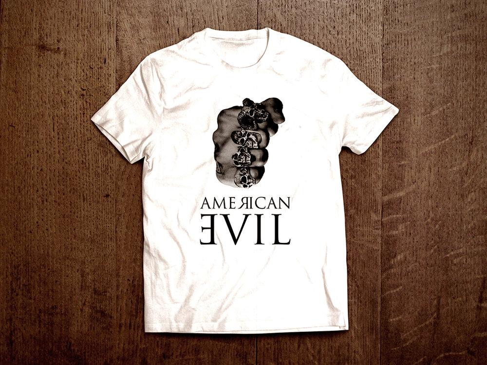 American Evil - Band T-Shirts