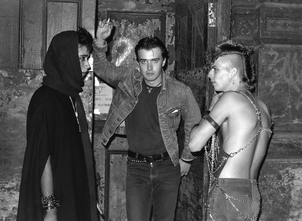 Danceteria, 1984