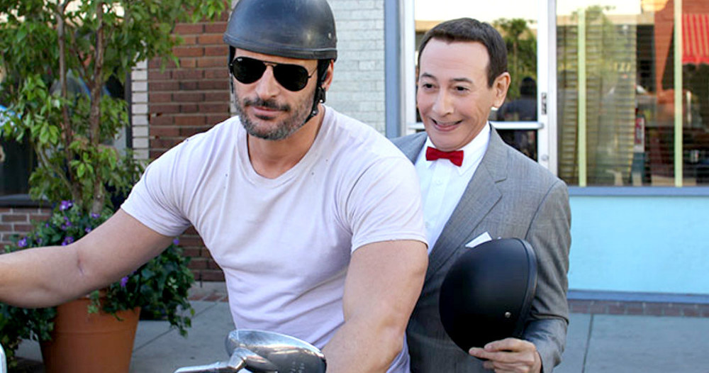Pee-wee Herman: Queer Icon. Forever Twink. ASEXUAL HERO! — WUSSY MAG