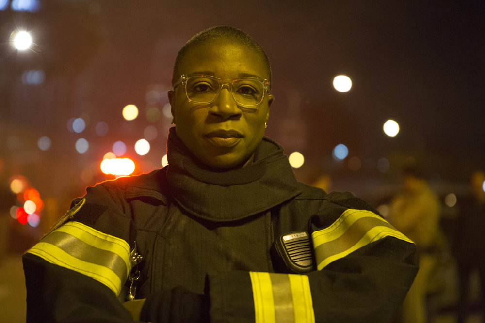 9-1-1's Hen Wilson is the Black Lesbian Hero Primetime TV Needs