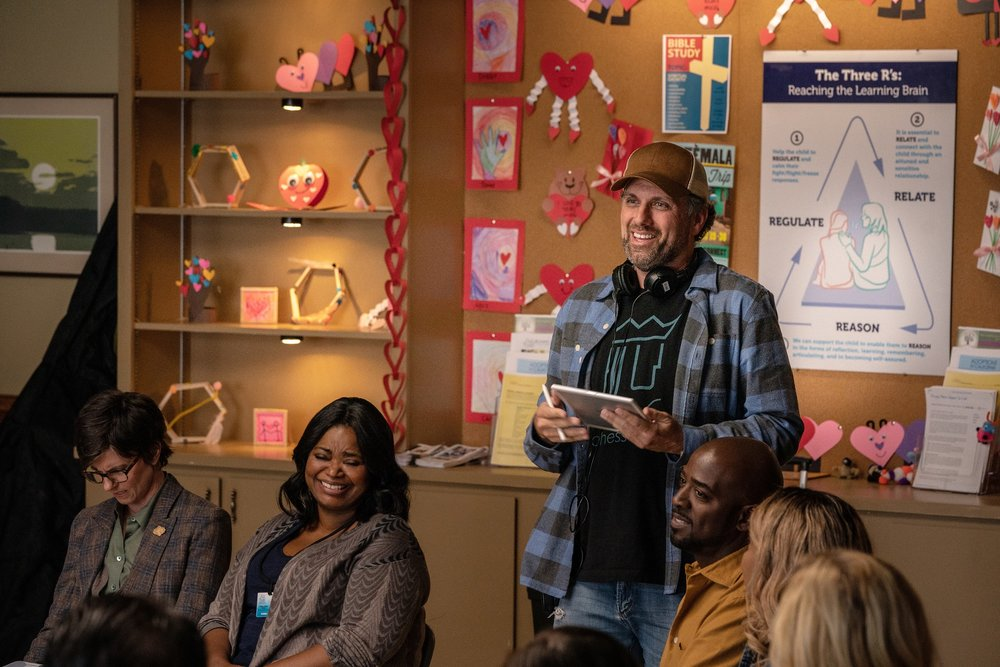 Director Sean Anders, Tig Notaro and Octavia Spencer on the set of Instant Family from Paramount Pictures.jpg