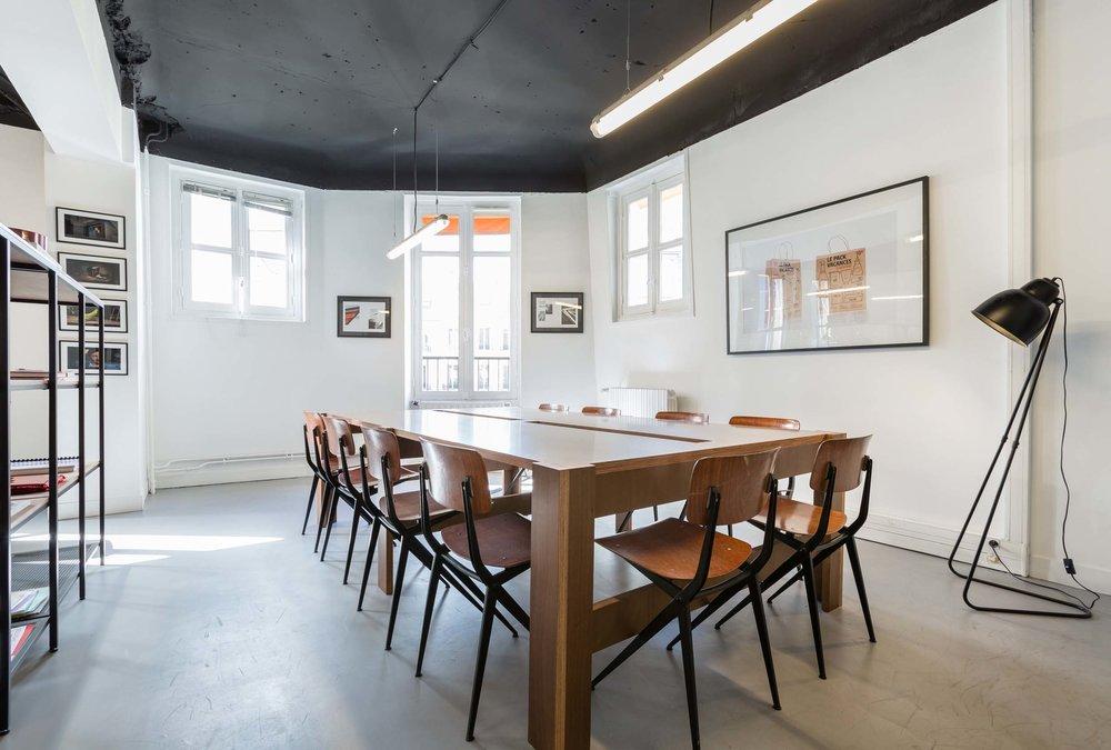 Bureaux romance agency u agatheperroy architectureinterieur