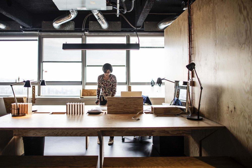 Bureaux havas paris u agatheperroy architectureinterieur