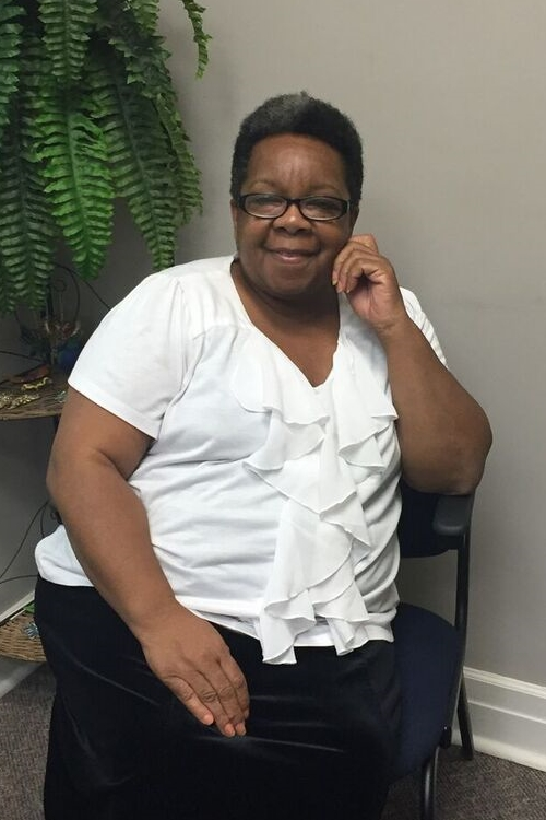 Towanda Williams, career specialist. Photo by Megan Withrow.