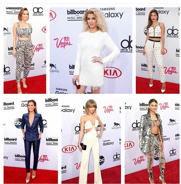 Billboard Award Fashion