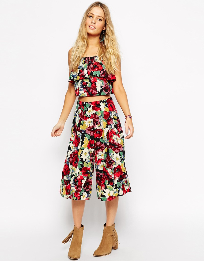 Co Ord Floral