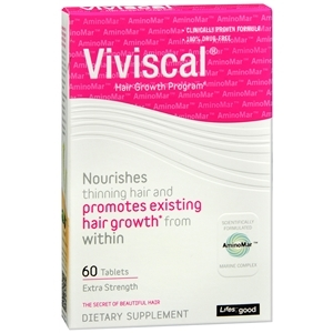 Viviscal hair pills