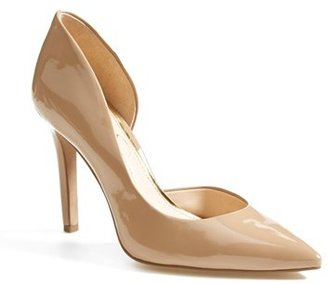 Jessica Simpson Nude Pointed Toe Pump