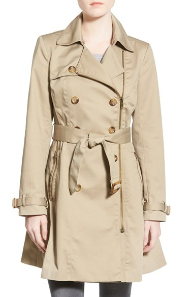 I'm a newly minted trenchcoat lover. I got one and one the first day I wore it had three different people tell em I looked so stylish. I guess it worked. Trench up your life   HERE!