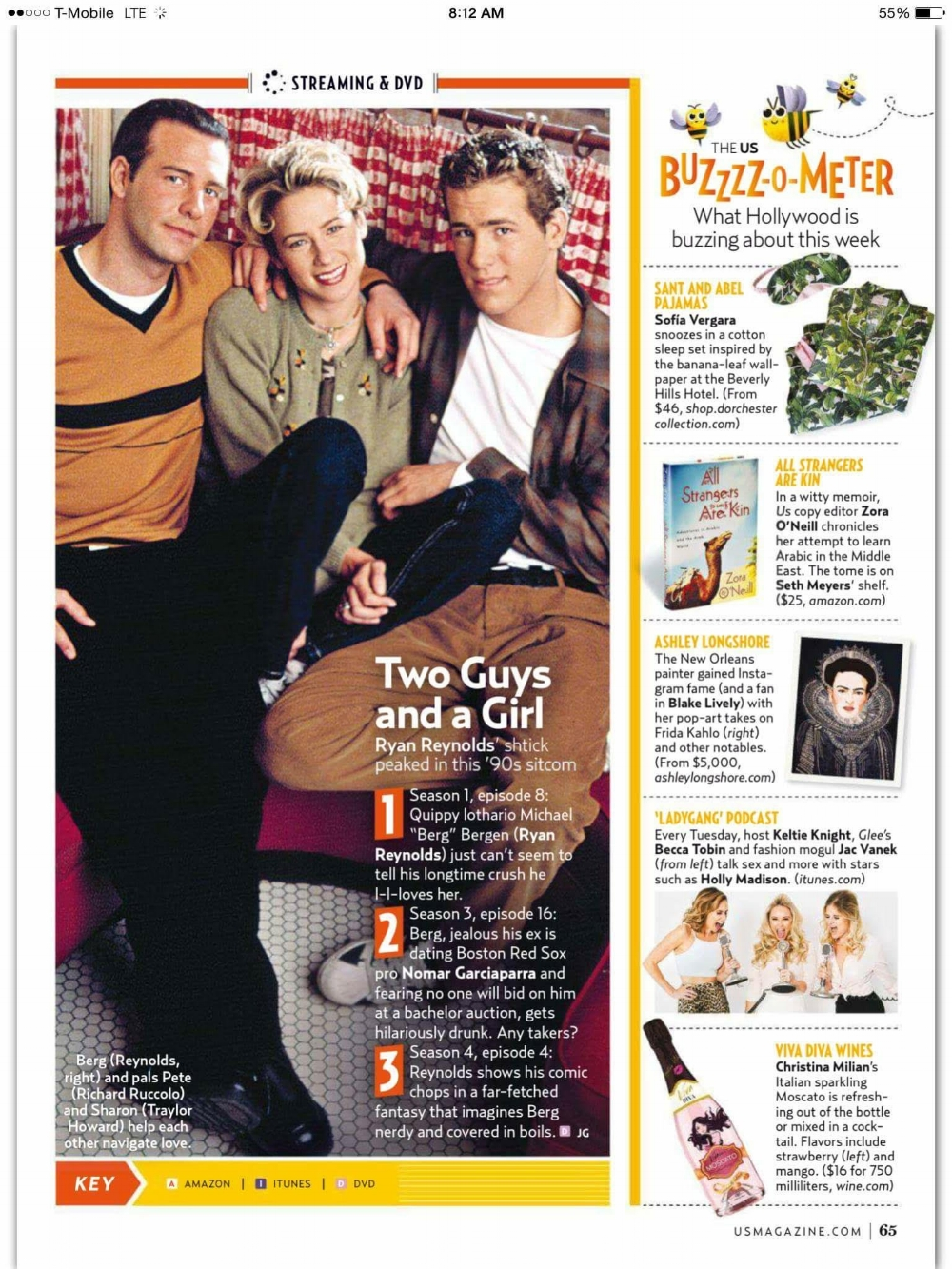 US WEEKLY LADYGANG BUZZ