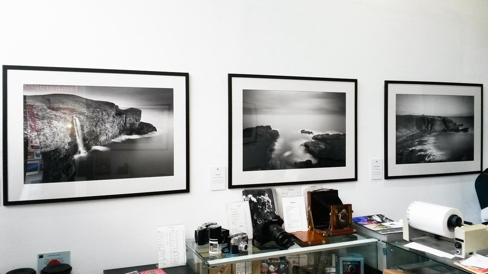 Photoghost-Icarus-Owen-Exhibition-NE-Coast-Scotland