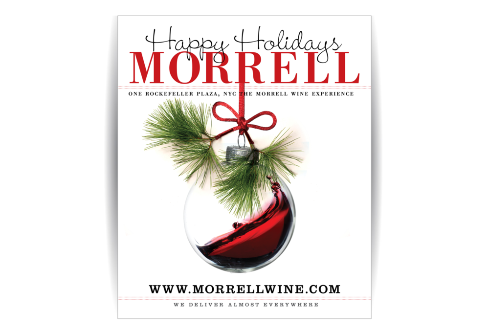 Morrell Holiday Catalog cover
