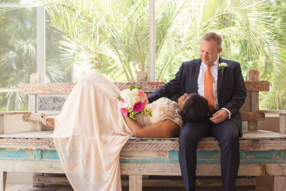 Wedding Photography- Chamber Photography Moments by Antoine Hart Florida Photographer
