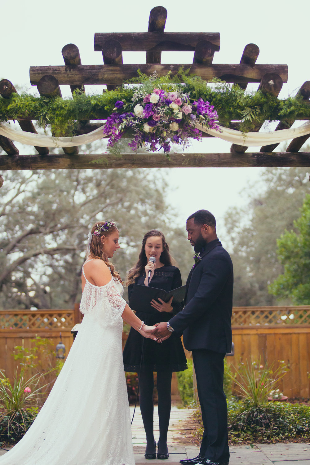 Love at Harmony Gardens in De Leon Springs FL - Chamber Photography Moments by Antoine Hart