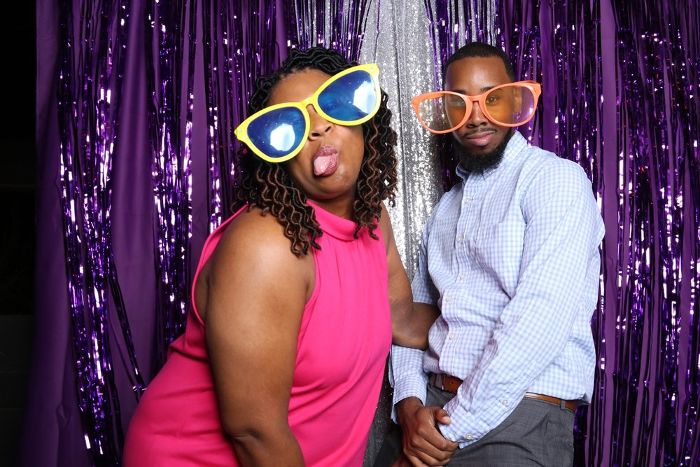 Booth Chamber Photo Booth Harmony Gardens wedding antoine Hart de leon springs photography_29.jpeg