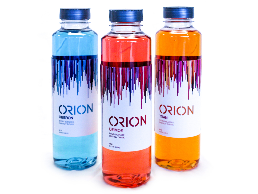 Orion Energy Drinks