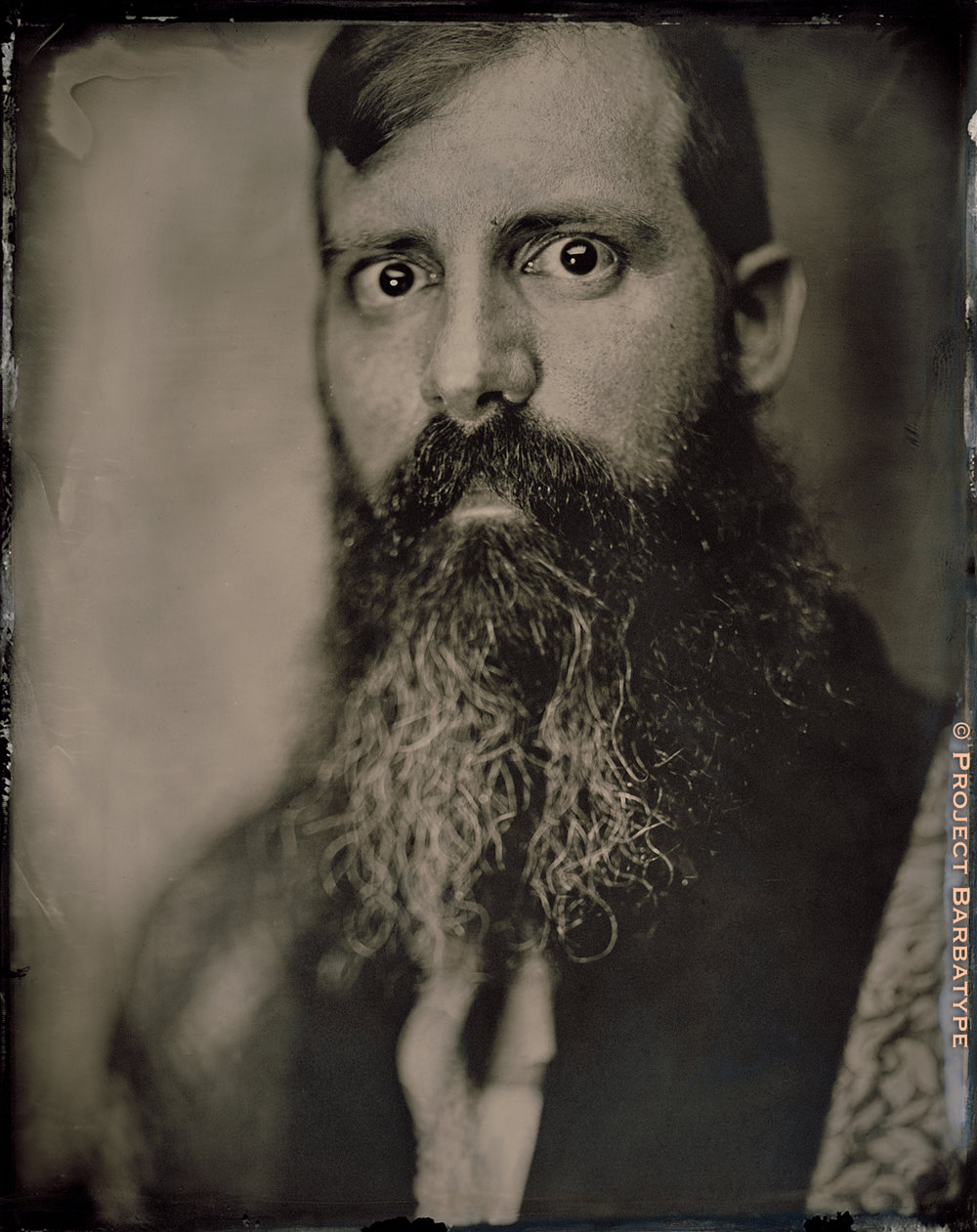 Unidentified Bearded Man