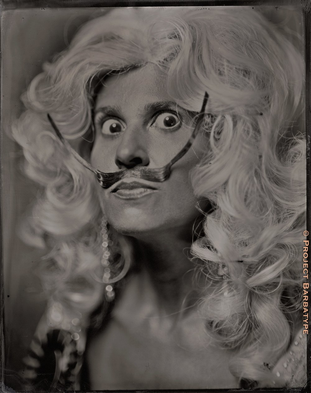 Angela DiRico as Salvador Dali Parton