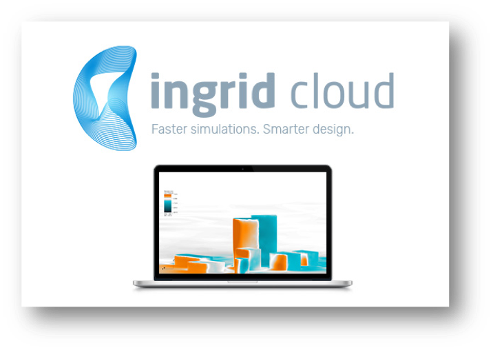 Ingrid Cloud is a computational tool that automates the entire process of flow simulation.