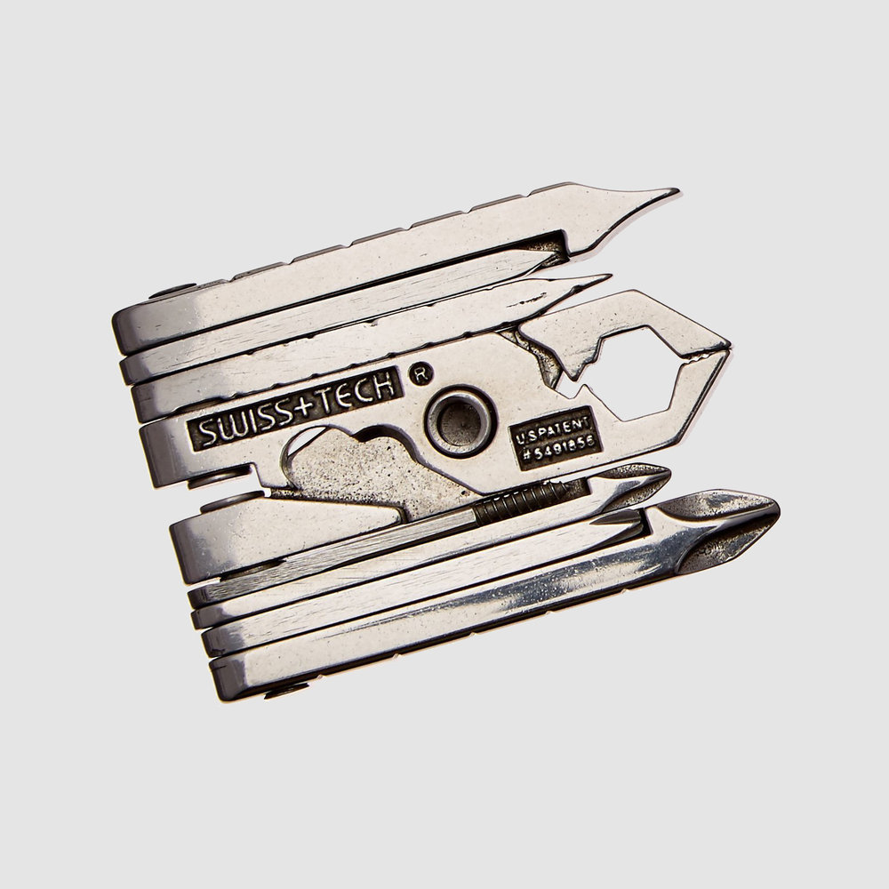 Swiss+Tech Micro Pocket Multi-Tool | $5 for 2 | Amazon