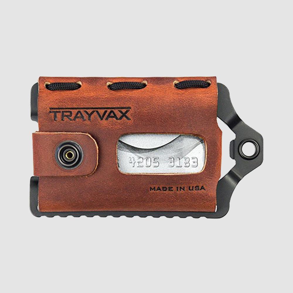 Trayvax Element Wallet | $73-78 | Amazon