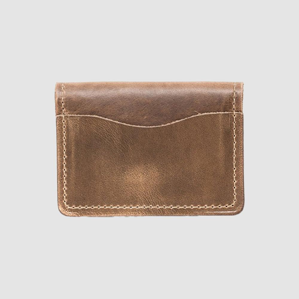 Popov Leather 5 Card Wallet | $49 | Amazon