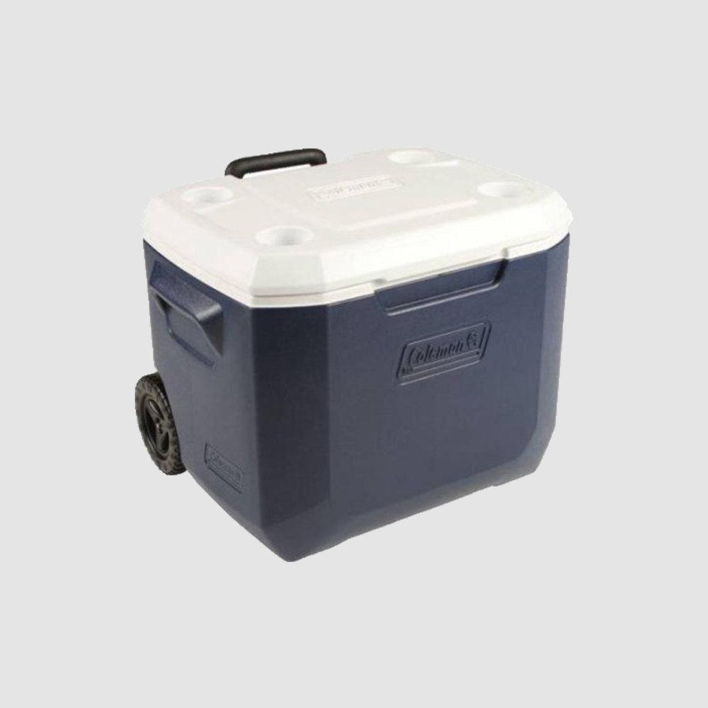 Coleman Xtreme 50-Quart Wheeled Cooler | $30 | Walmart