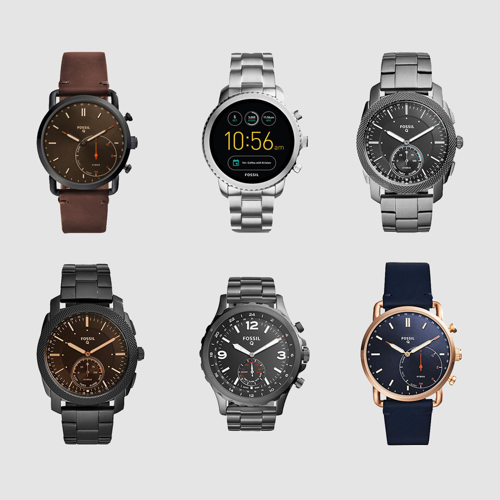 Fossil Q Watches | Up to 25% off | Amazon Prime Day