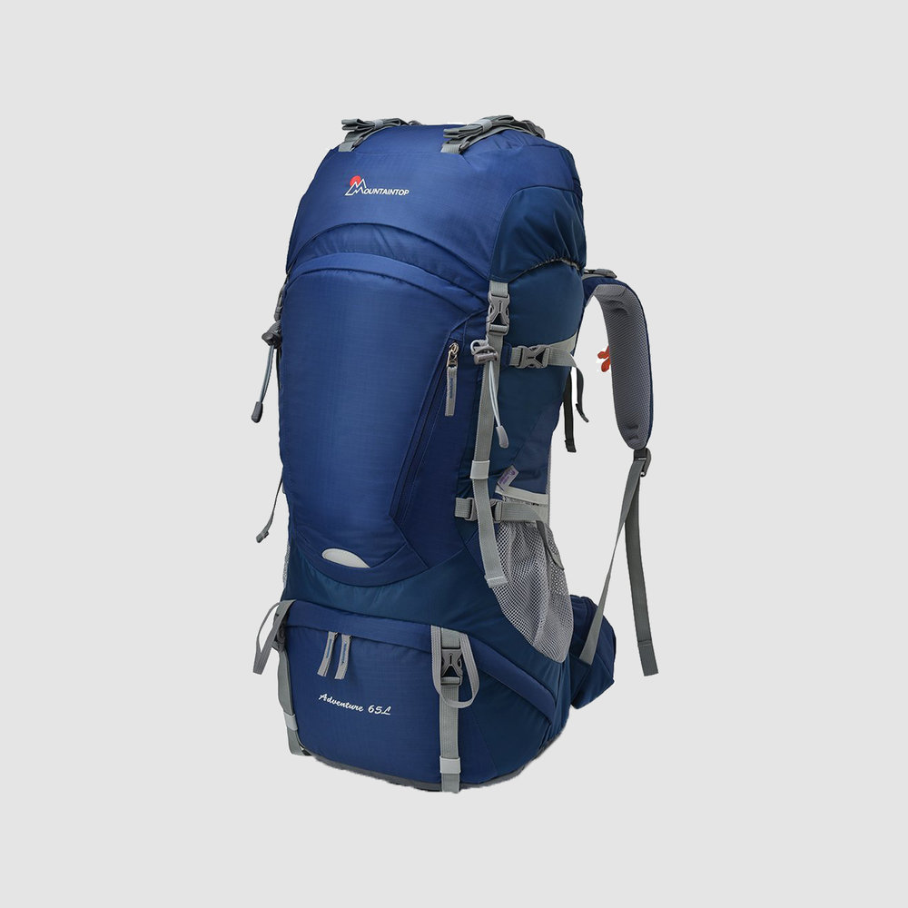 Mountaintop 65L Internal Frame Backpack | $48 | Amazon