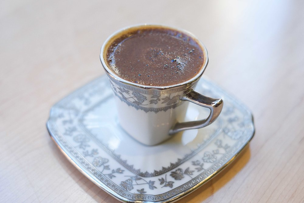 Turkish Coffee @ Café De Boston