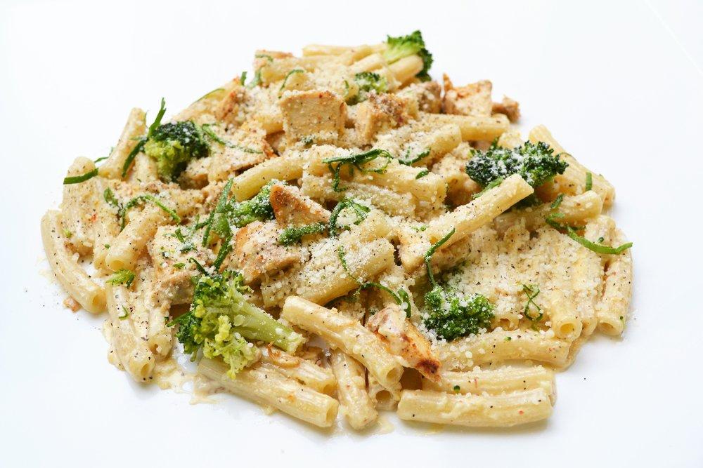 Chicken Ziti Broccoli