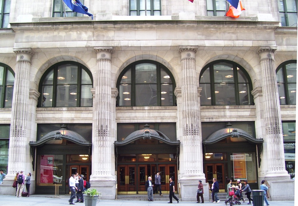 MAIN CONFERENCE LOCATION  July 20-24, 2016 CUNY Graduate Center, 365 Fifth Avenue, New York, NY  10016