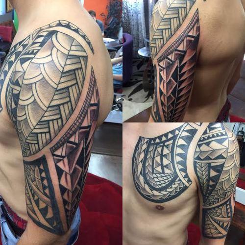 john slaughter — tribe tattoo