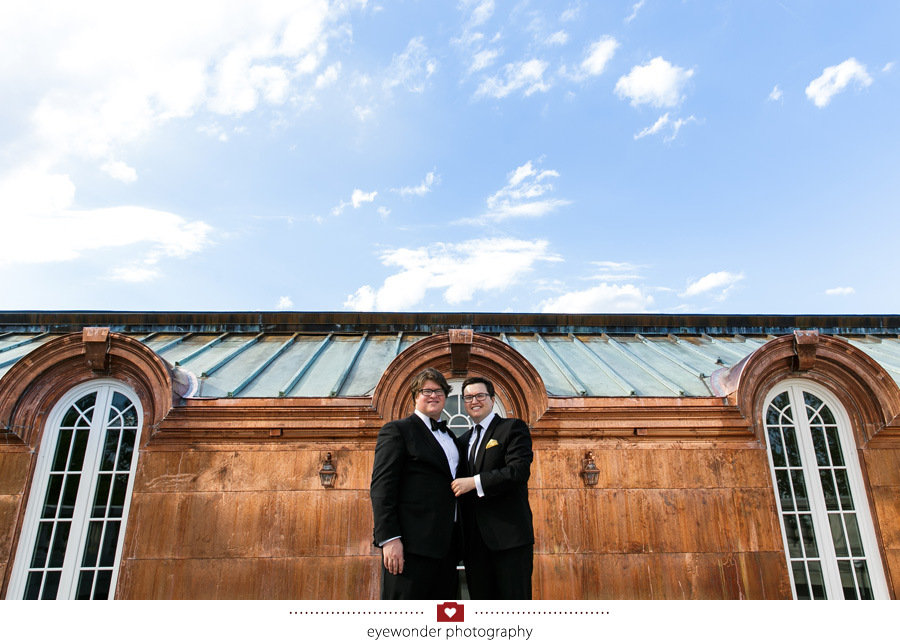 James and Brads elegant Spring wedding at the DAR in Washington, DC_18
