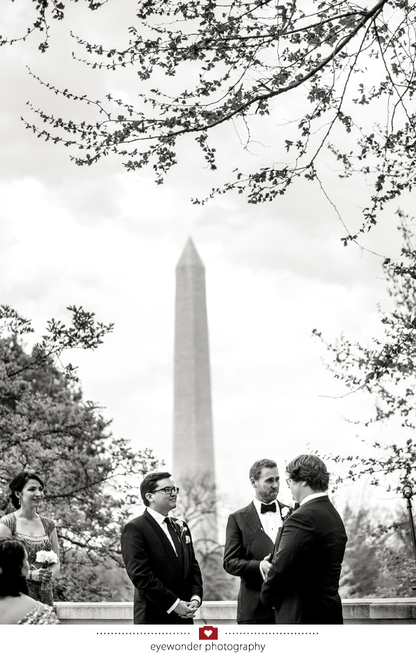 James and Brads elegant Spring wedding at the DAR in Washington, DC_23