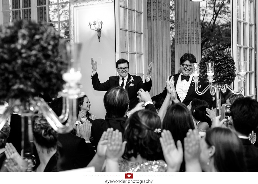 James and Brads elegant Spring wedding at the DAR in Washington, DC_28