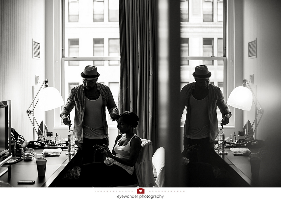 new york W hotel wedding_01
