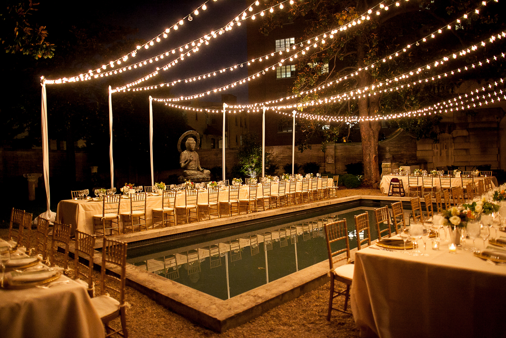Anderson House wedding reception