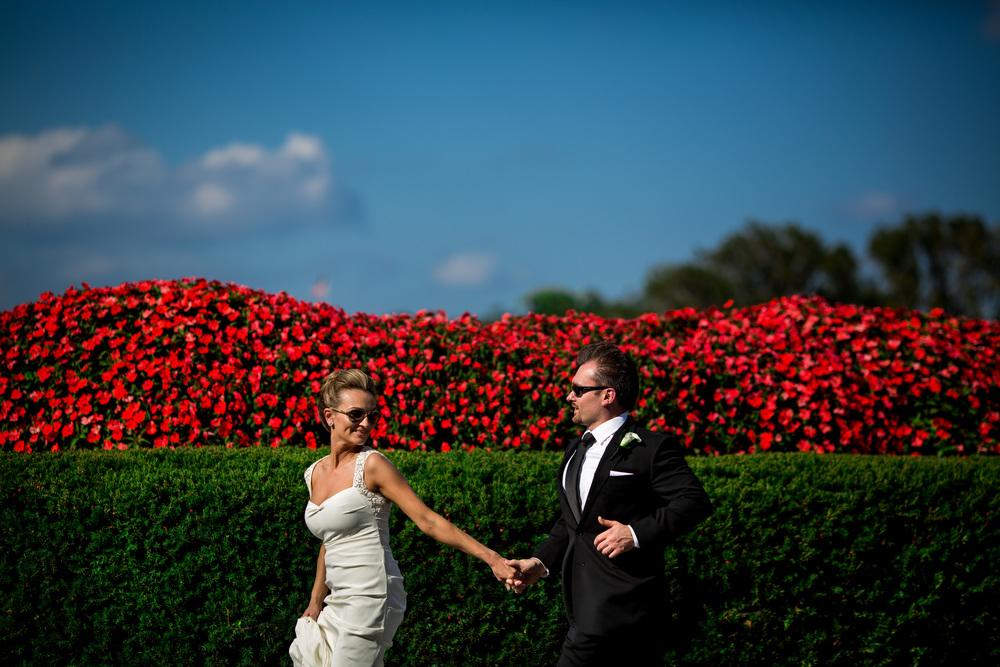 US Capitol wedding portrait