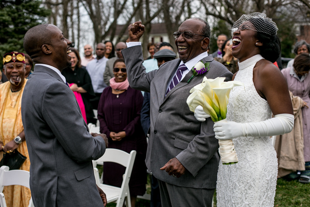 Mrs. K's Tollhouse wedding