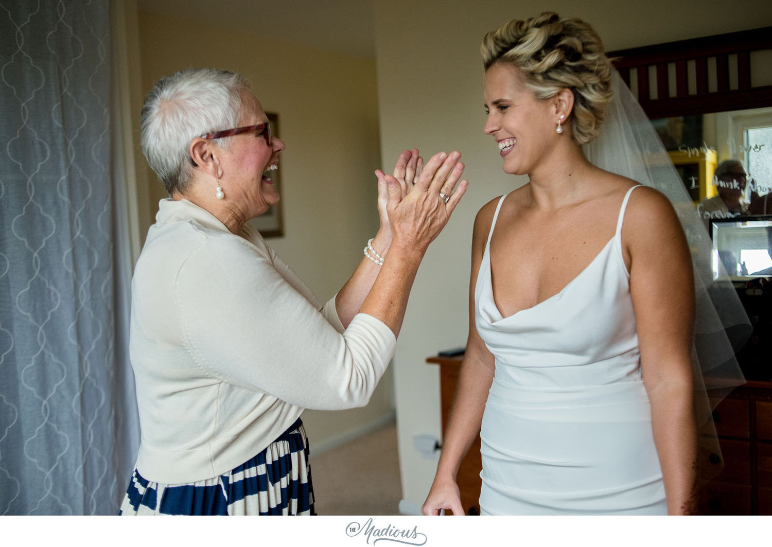 Ann + Patrick | Virginia Beach wedding — The Madious | a wedding ...