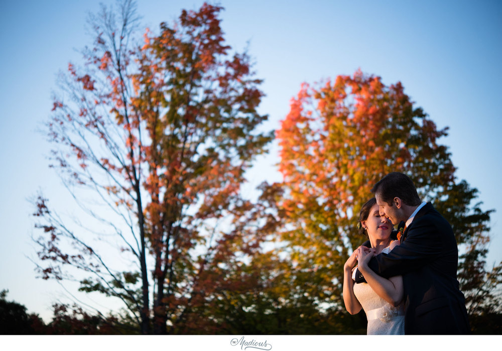 Cylburn Arboretum wedding vollmer center