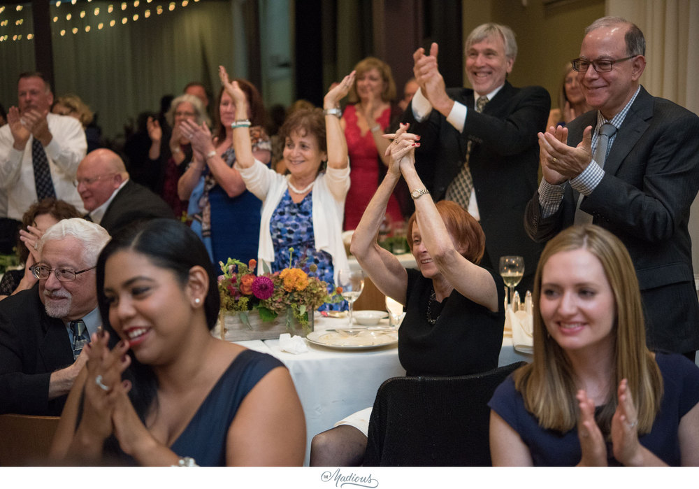 Cylburn Arboretum wedding vollmer center reception