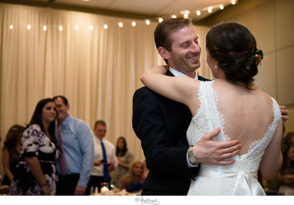 Cylburn Arboretum wedding vollmer center reception first dance